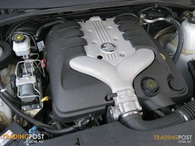 VZ COMMODORE V6 10HBH ENGINE