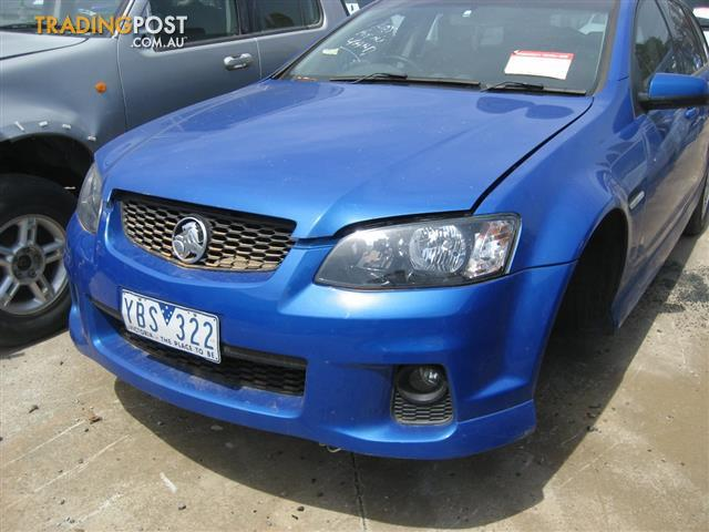 HOLDEN COMMODORE VE 2011 SV6 FOR PARTS / WRECKING COMPLETE CAR
