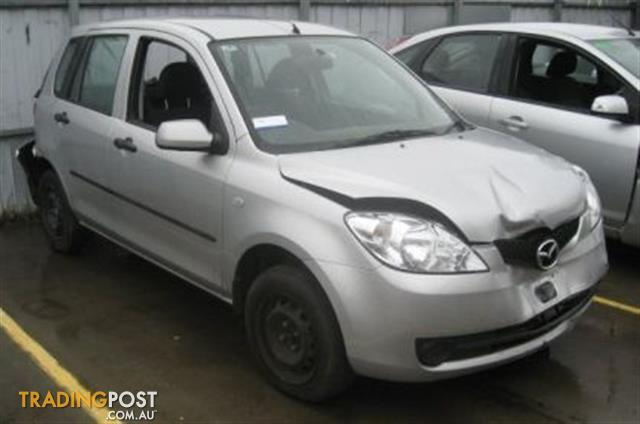 MAZDA 2 2008 Complete Car Wrecking - ALL PARTS