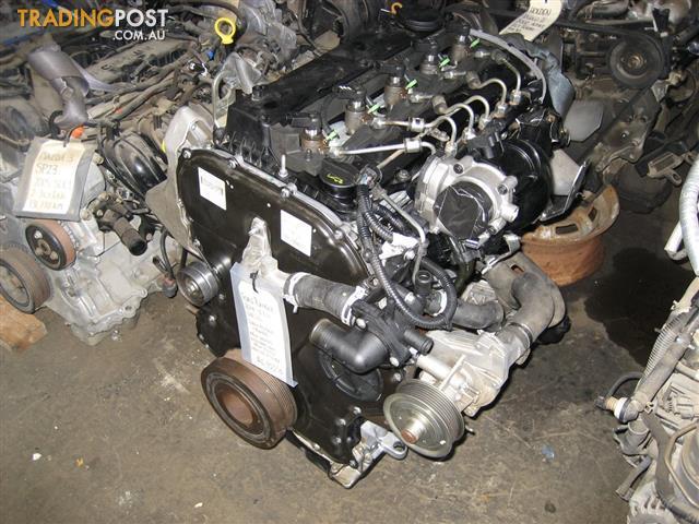 FORD RANGER 2014 3.2LT DIESEL ENGINE (CALL FOR PRICE)