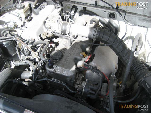 Mazda Bravoford Courier G6 Engine 26lt Efi For Sale In
