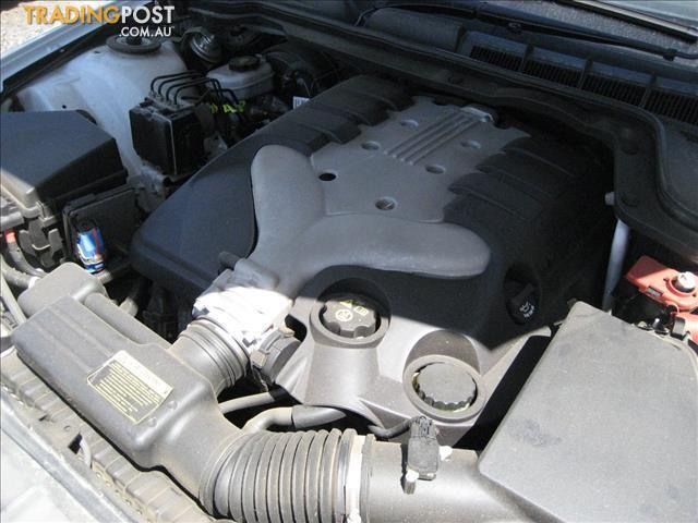 COMMODORE VE 2009 LY7 ENGINE V6 FOR SALE