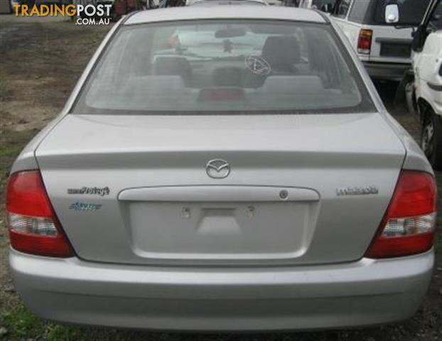 MAZDA 323 (2000 MODEL) Wrecking Complete Car