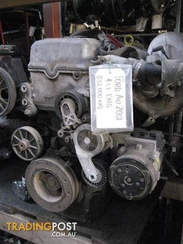 FORD AU 2001 4LT ENGINE