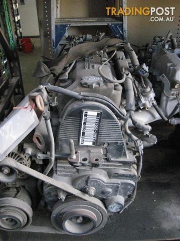 HONDA ODESSEY 99 MODEL ENGINE 2.3LT