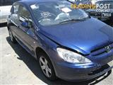 PEUGEOT 307 2003 (5 DOOR HATCH ) FOR WRECKING MANY PARTS