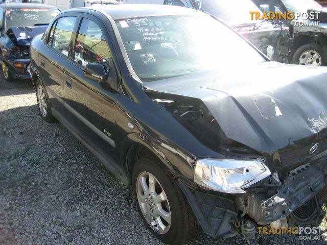 Holden Astra TS 2002,Wrecking Complete Vehicle