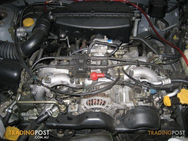 SUBARU LIBERT 2003 EJ25 ENGINE (110,865KM)