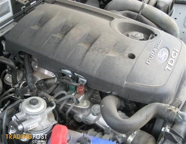FORD RANGER 2.5LT TURBO DIESEL ENGINE