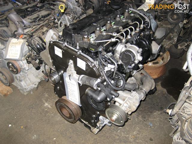 MAZDA BT-50 2014 ENGINE 3.2LT DIESEL (CALL FOR MORE INFO)