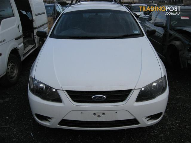 FORD BF 2007 S/WAGON FOR WRECKING