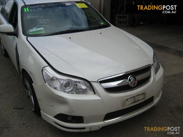 HOLDEN EPICA 2008 CDXI (wrecking complete car)