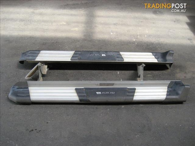Side Steps To Suit Rodeo Or Colorado 2003 2010 For Sale In