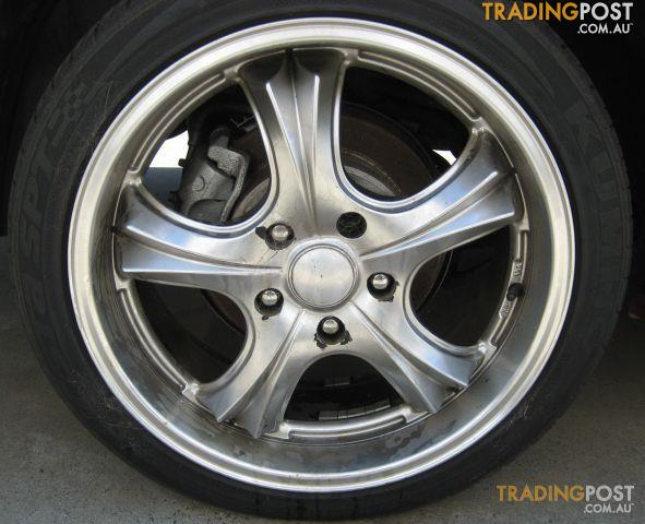 Holden Commodore VT to VZ Mag Wheel Set
