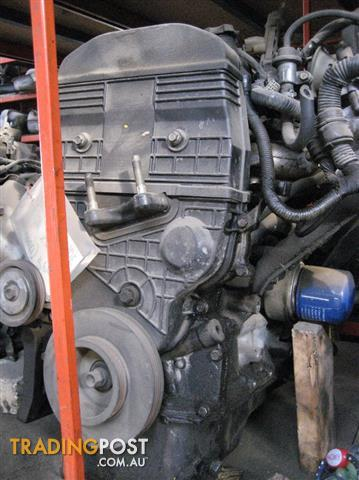 HONDA PRELUDE 88 B20A  ENGINE