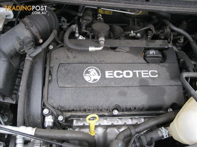 BARINA 2011 TM ENGINE