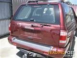 NISSAN PATHFINDER 2001 R50 FOR WRECKING