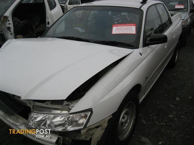 COMMODORE CREWMAN 2007 FOR PARTS COMPLETE CAR