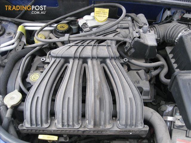 PT CRUISER CHRYSLER 2004 2LT ENGINE