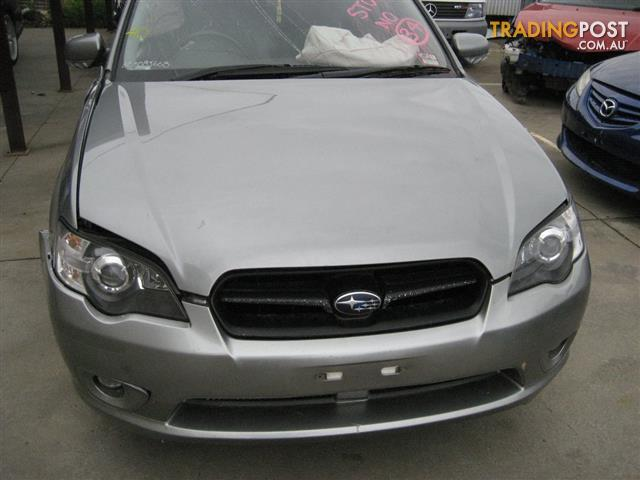 SUBARU LIBERTY 2005 FOR WRECKING