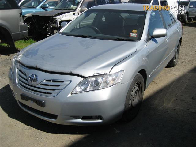 TOYOTA CAMRY CV40 2007 ALTESE FOR PARTS COMPLETE CAR