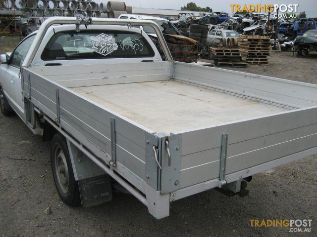 Ford ute alloy tray