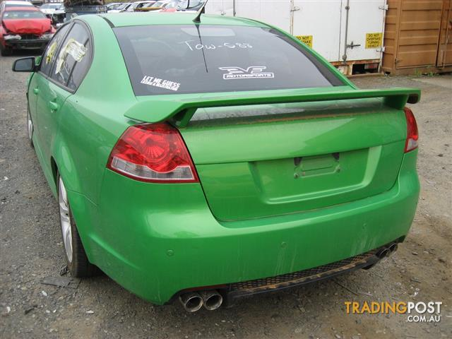 COMMODORE VE SV6 2009 FOR WRECKING
