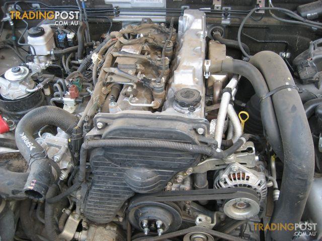 Mazda Bt 50 Or For Ranger 3lt Turbo Diesel Engine For Sale In Campbellfield Vic Mazda Bt 50 Or