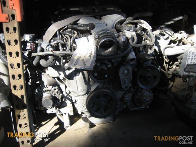 COMMODORE VE SV6 SIDI ENGINE 2010