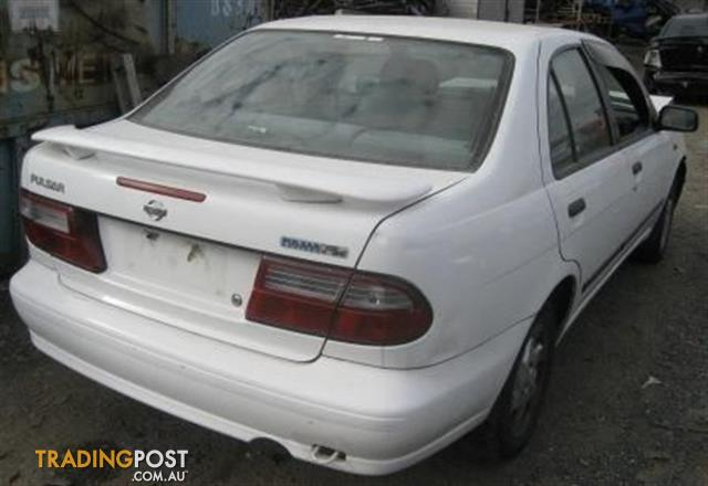 NISSAN N15 PULSAR 1997 Complete Car Wrecking ALL PARTS
