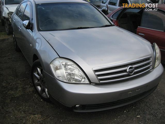 NISSAN MAXIMA J31 2005 FOR WRECKING ( 3 COMPLETE CARS)