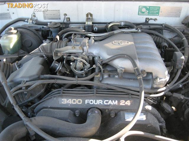 TOYOTA PRADO 2001 V6 5VZ ENGINE