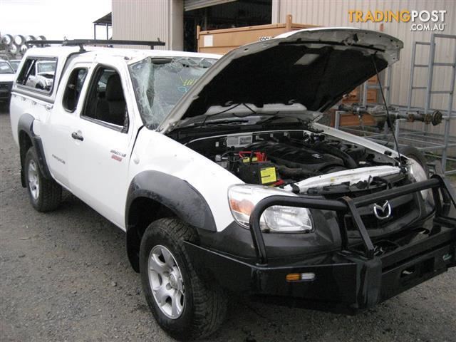 MAZDA BT-50 2010 SPACE CAB FOR PARTS (COMPLETE VEHICLE)