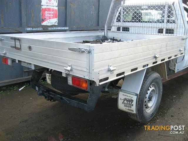 FORD RANGER OR BT-50 MAZDA 2016 SINGLE CAB ALLOY TRAY FOR SALE