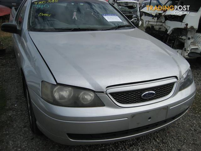 FORD BA UTE 2005 FOR PARTS (COMPLETE CAR)