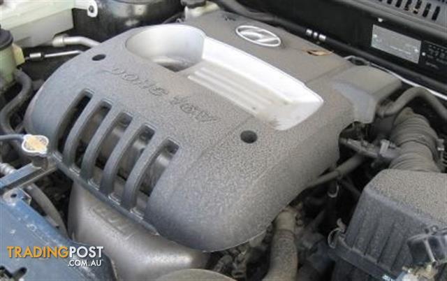 Hyundai Sante 2003 2.4 Engine (4 Cyl)