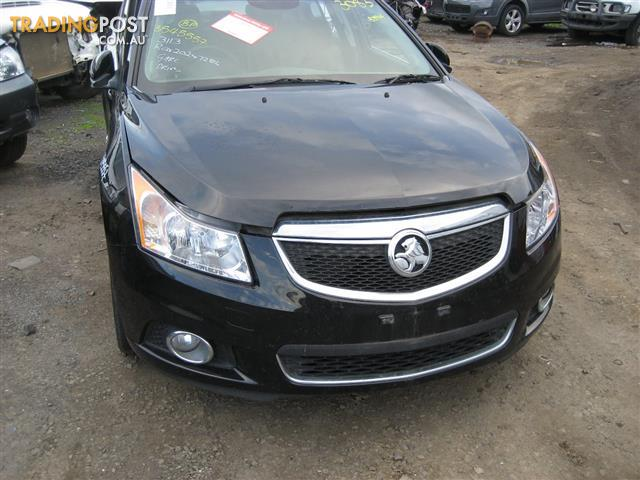 HOLDEN CRUZE 2014 JH FOR WRECKING ( OVER 25 CARS FOR PARTS)