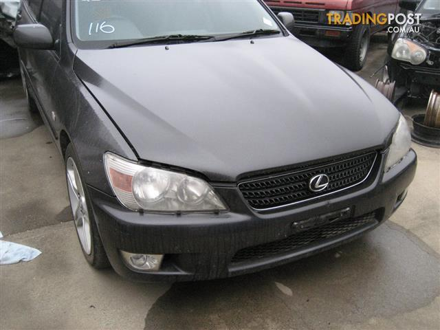 LEXUS IS200 FOR WRECKING ( 3 COMPLETE CARS) ALL PARTS