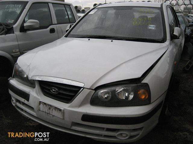 HYUNDAI ELANTRA FOR PARTS COMPLETE CAR