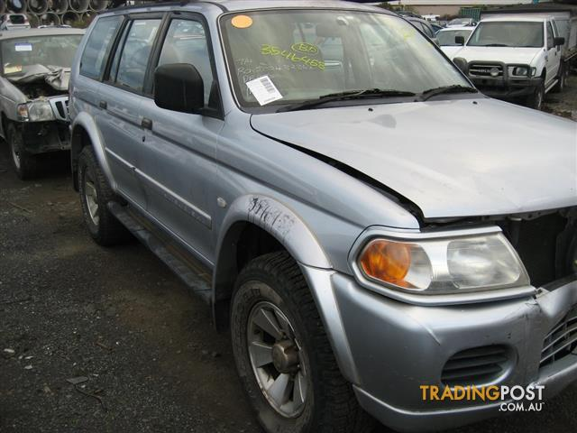 MITSUBISHI CHALLENGER 2005 FOR WRECKING & PARTS