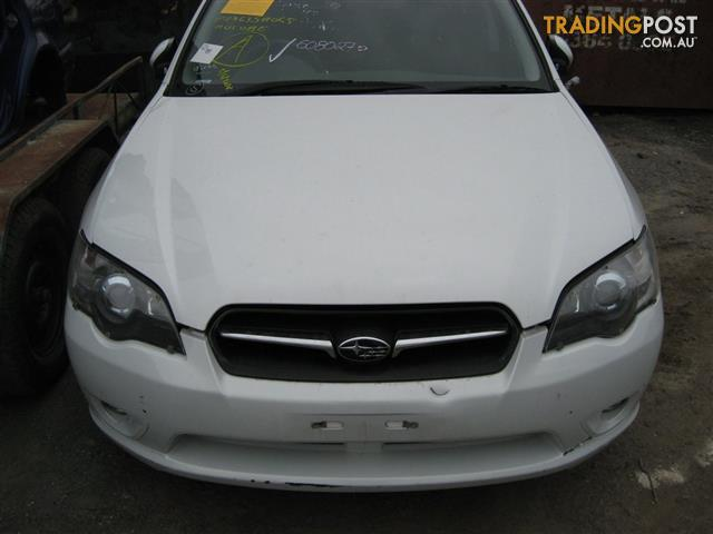 SUBARU LIBERTY 2005 FOR PARTS AND WRECKING ( OVER 20 CARS IN STOCK)