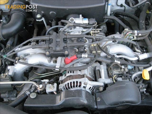 SUBAROO OUTBACK OR LIBERTY EJ25 ENGINE (99 MODEL TO 2004)