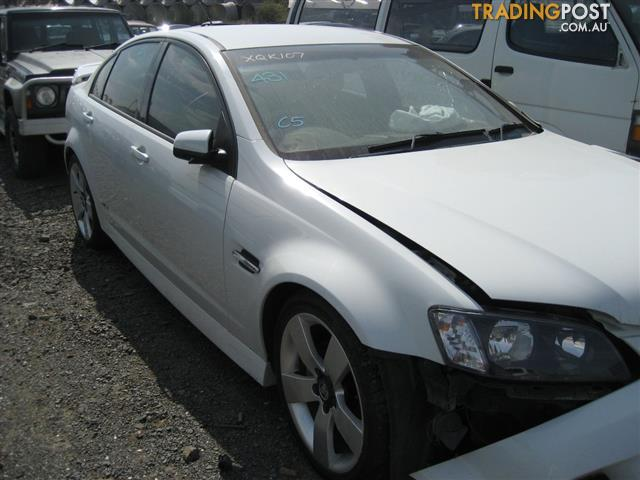 VE COMMODORE 2008 SV6 FOR WRECKING
