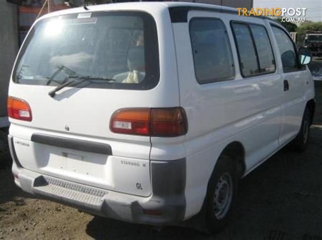 MITSUBISHI WA STARWAGON 2002 Complete Van For Wrecking