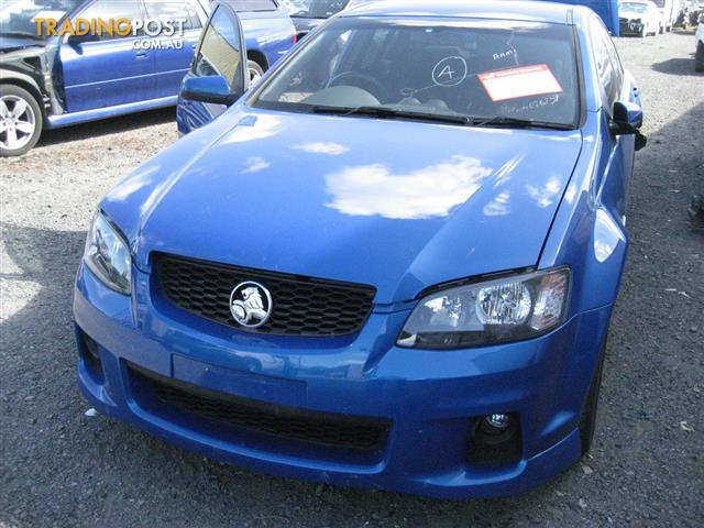 COMMODORE VE SV6 2011 SERIES 2 SEDAN FOR PARTS