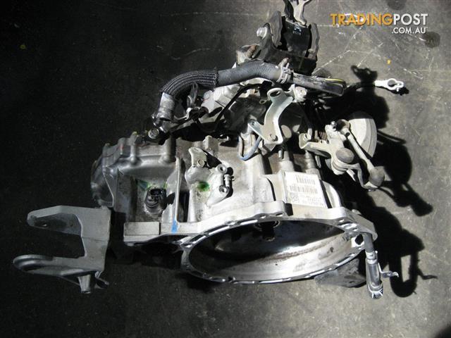 MITSUBISHI LANCER CJ 2010 2LT MANUAL GEARBOX