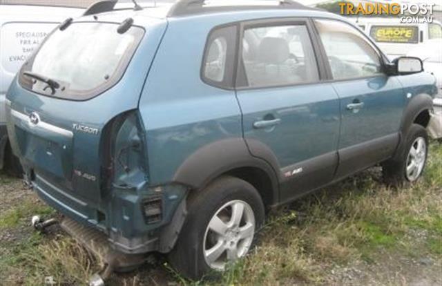 HYUNDAI TUSCON 2005 Wrecking Complete Car