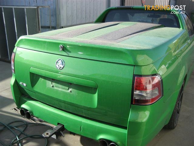 COMMODORE VE SV6 UTE FOR WRECKING (COMPLETE CARS X 3)