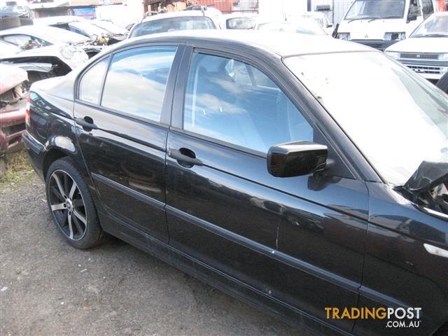 BMW E46 2005 SEDAN FOR WRECKING & PARTS
