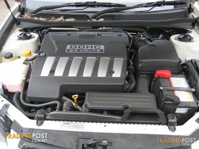HOLDEN EPICA 2008 2.5LT ENGINE (PETROL)